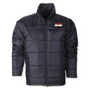 Egypt Flag Polyfill Puffer Jacket