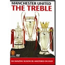 Manchester United The Treble Remaster 1999 DVD