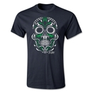 Mexico Sugar Skull T-Shirt (Black)