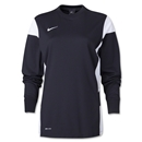 Nike Women's Long Sleeve Academy 14 Midlayer (Blk/Wht)