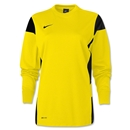 Nike Women's Long Sleeve Academy 14 Midlayer (Yl/Bk)