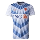 Netherlands 2014 Prematch Training Shirt