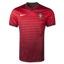 Portugal 2014 Authentic Home Soccer Jersey