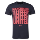 Manchester United Core Type T-Shirt