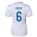 USA 14/15 ENGEN Women's Home Soccer Jersey