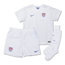 USA 2014 Little Boys Home Soccer Kit