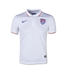 USA 2014 Youth Home Soccer Jersey