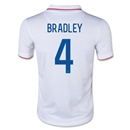 USA 2014 BRADLEY Youth Home Soccer Jersey