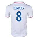 USA 14/15 DEMPSEY Youth Home Soccer Jersey
