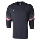 Nike Long Sleeve Goleiro Jersey (Black)