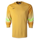 Nike Long Sleeve Goleiro Jersey (Yellow)