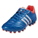 adidas 11Nova TRX AG miCoach compatible (Bright Blue/Running White/Infrared)