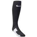 Nike Elite Match Fit Soccer Sock (Blk/Wht)