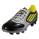 adidas F5 TRX FG Junior (Black/Metsilver/ Lab Lime)