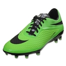 Nike Hypervenom Phelon FG (Neo Lime/Total Crimson/Black)