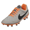Nike Tiempo Genio Leather FG (Desert Sand/Black)