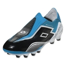 Lotto Zhero Gravity IV 100 FG (Black/Cyan)