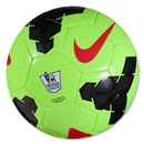Nike Pitch Premier League Ball (Green/Black/Red)