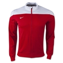 Nike Squad 14 Sideline Knit Jacket (Red)