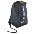 Brazil Shield Backpack (Black)