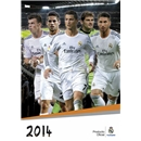 Real Madrid 2014 Calendar