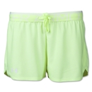 Under Armour Women's Play Up Short (Neon Yello)