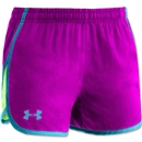 Under Armour Girl's Escape 3 Short (Purple)