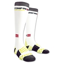 Compressport Full Socks (White)