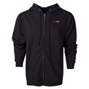 Grassroot Soccer Full Zip Hooded Fleece (Black)