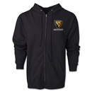 Jaguares Full Zip Hooded Fleece (Black)
