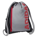 adidas Throttle Sackpack (Gray)