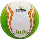 Senda Rio Futsal Fair Trade Ball (Wh/Gr)