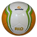Senda Rio XLS Futsal Fair Trade Ball (Wh/Or)