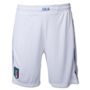 Italy 14/15 Home Soccer Short