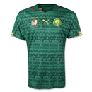 Cameroon 14/15 Home Soccer Jersey