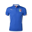Italy 14/15 Youth Home Soccer Jersey