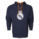 Real Madrid Crest Hoody (Navy)