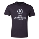 UEFA Champions League Metallic Crest T-Shirt