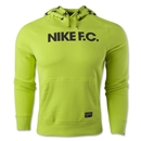 Nike FC Graphic Hoody (Lime)