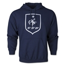 France Metallic Crest Hoody