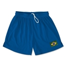 Brazil Team Soccer Shorts (Royal)