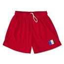 France Team Soccer Shorts (Red)