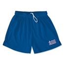 Greece Team Soccer Shorts (Royal)