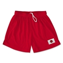 Japan Team Soccer Shorts (Red)