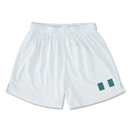 Nigeria Team Soccer Shorts (White)