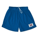 South Korea Team Soccer Shorts (Royal)