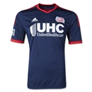 New England Revolution 2014 Primary Soccer Jersey