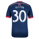 New England Revolution 2014 ALSTON Primary Soccer Jersey