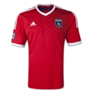 San Jose Earthquakes 2014 Replica Secondary Soccer Jersey