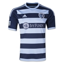 Sporting KC 2014 Secondary Soccer Jersey